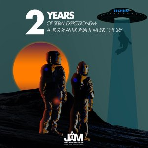 2 Years Of Serial Expressionism: A Jiggy Astronaut Music Story
