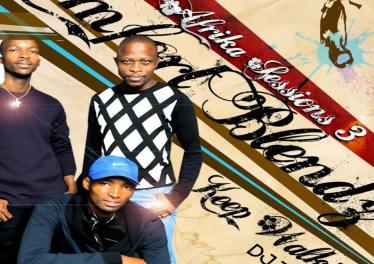 DJ Fortee - House Afrika Sessions, Vol. 3 (Komfort Blendz)