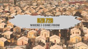 Dzo 729 - Where I Come From (Album)