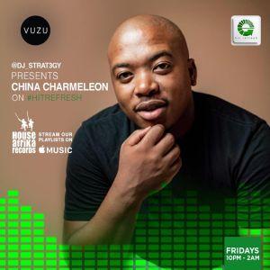 China Charmeleon - Live Mix On Hit RefreshTV Vuzu