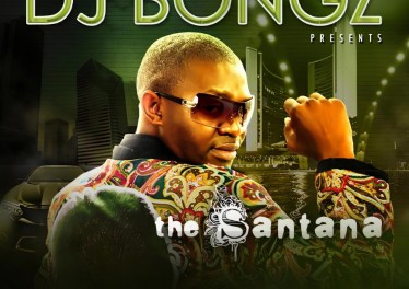 DJ Bongz - The Santana (Album 2008)