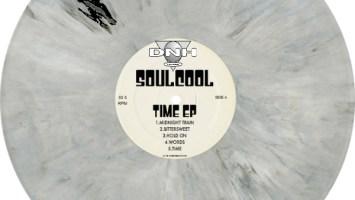 Soulcool - Time EP (2015)