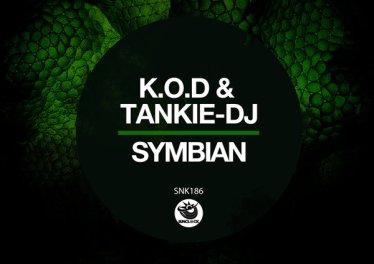 K.O.D & Tankie-DJ - Symbian (Original Mix)