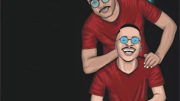 DBN Gogo & Dinho Cafe - French Kiss (Afro Brotherz Club Mix)