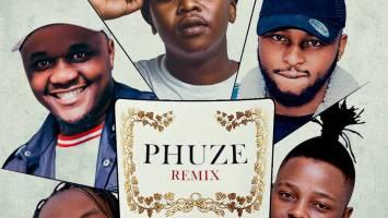 Dlala Thukzin - Phuze Remix (feat. Zaba, Sir Trill, Mpura & Rascoe Kaos)