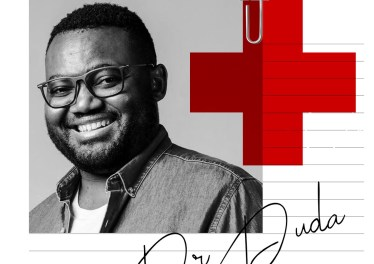 Dr Duda - The Prescription EP
