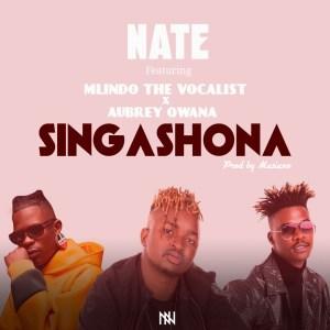 NATE - Singashona (feat. Mlindo The Vocalist & Aubrey Qwana)