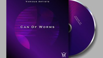Tukz Ancestral - Can Of Worms EP