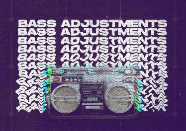 Sbudaman - Bass Adjustments EP