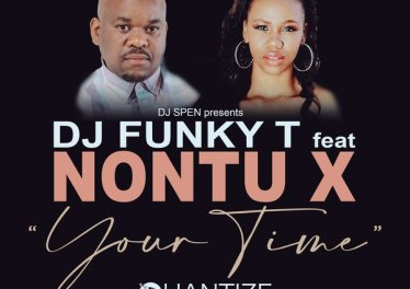 frqh65gfd DJ Funky T feat. Nontu X - Your Time EP