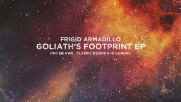 Frigid Armadillo - Goliath's Footprint EP