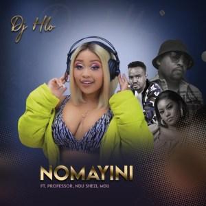 DJ Hlo - Noma Yini (feat. Professor, Ndu Shezi & Mdu)