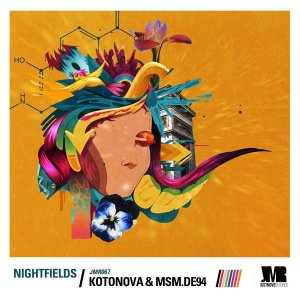 Kotonova & MSM.DE94 - Nightfields EP