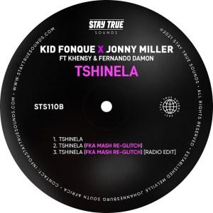 Kid Fonque & Jonny Miller - Tshinela (feat. Fernando Damon & Khensy)