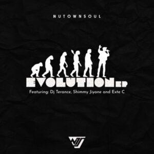 Nutownsoul - Evolution EP