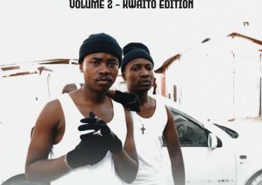 Reece Madlisa & Zuma - Ama Roto, Vol. 2 (Kwaaito Edition)