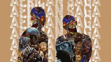De Cave Man & TonicVolts - African Saga EP