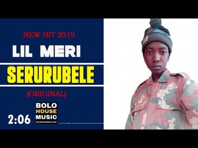 DOWNLOAD Lil Meri – Serurubele MP3 SONG DOWNLOAD