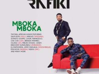 DOWNLOAD Rafiki Mboka Mboka Album Zip