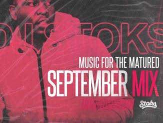 DOWNLOAD Dj Stoks Music For The Matured (September mix) 2019 Mp3 song download