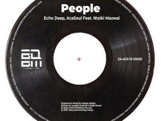 Download Echo Deep & AcaSoul MusiQ – People ft. Ntsiki Mazwai mp3 song download