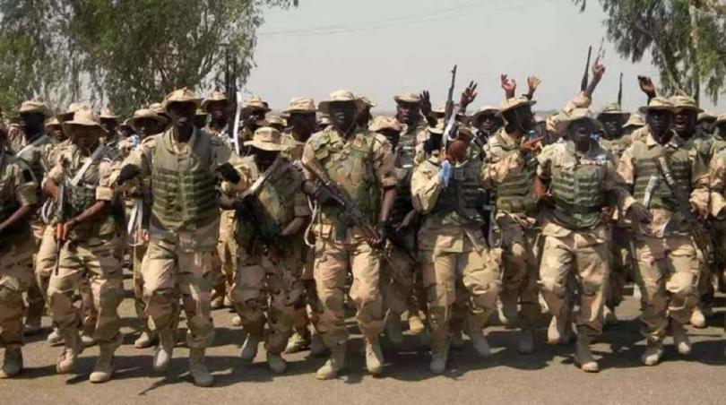Breaking: Soldiers rescue 10 kidnapped by bandits in Zamfara