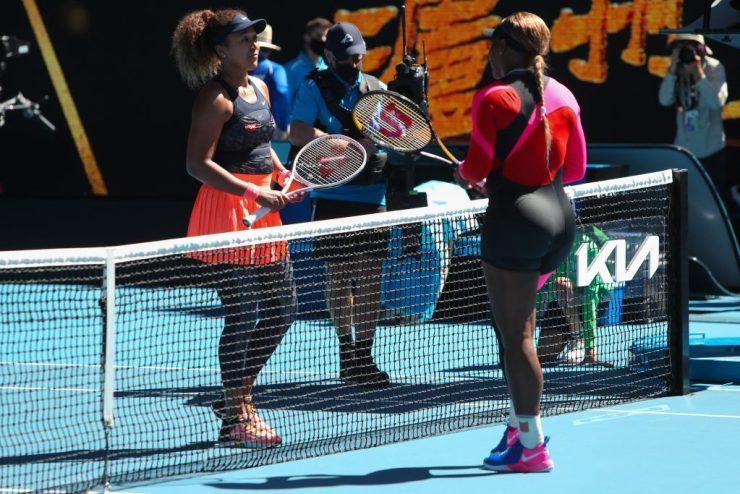 Naomi Osaka Defeats Serena Williams To Qualify For Australian Open final
