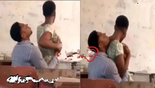 See How SHS Student was Fondled By National Service Personnel In A Classroom