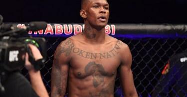 UFC Fighter Israel Adesanya Set To Jan Blachowicz on Saturday