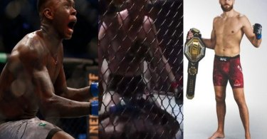 UFC 259: Israel Adesanya Records His First Loss To Jan Blachowicz