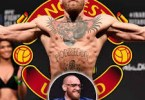 UFC Fighter Connor McGregor Says He is Thinking About Buying Manchester United