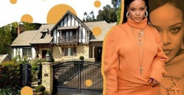 Rihanna Purchased $10m Beverly Hills Mansion Next Door To Her Recently Purchased $13m Home