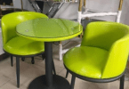 Lady Shares Photos of Furniture She Ordered For Her Restaurant Vs What She Got