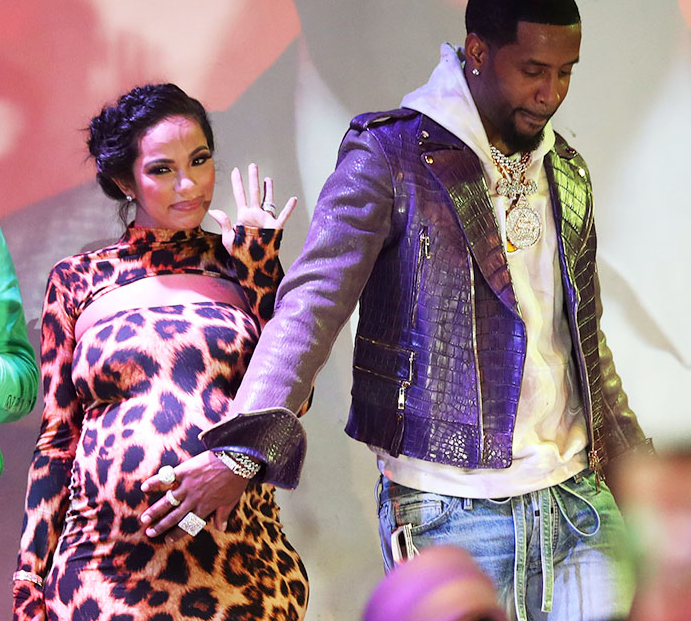 Safaree's Wife Erica Mena Files For Divorce Less Than Two Years After Their Wedding