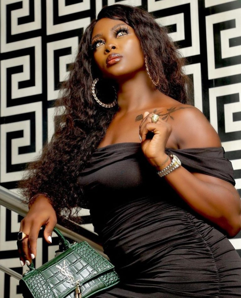 BBNaija Ka3na Says 'I'm Focusing On Being A Rich Wife, Watch And Learn'
