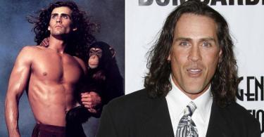 Tarzan Star Joe Lara 58 and His Wife Dies in a Plane Crash