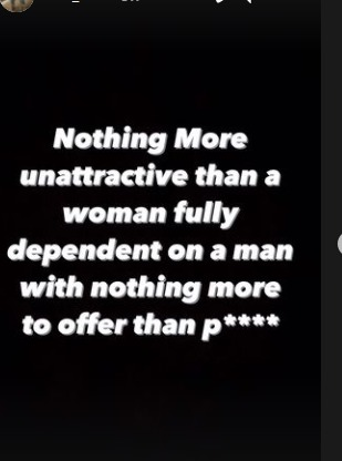 """Singer Dice Ailes Reveals """"Nothing is more unattractive than a woman who has nothing to offer"""""""