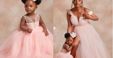 """Nigerians Drag Lady Who Mocked Simi's Child, Adejare """"That is the face of the child she was hiding"""""""