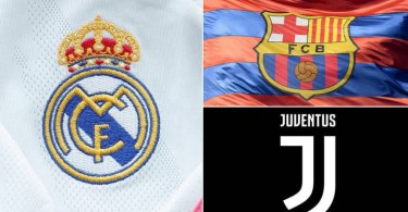 Super League Defaulters Barcelona, Real Madrid and Juventus ''To Be Banned From The Champions League This Week''