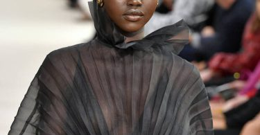 Runtown and Sudanese Girlfriend Model Adut Akech, are Seperated