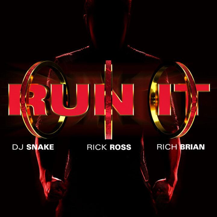 Download MP3: DJ Snake ft. Rick Ross & Rich Brian – Run It