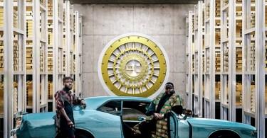 Download MP3: Fuse ODG Ft. Heavy-K – On A Million