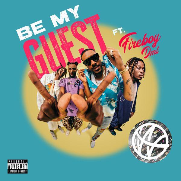 WSTRN ft. Fireboy DML – Be My Guest Mp3 Download