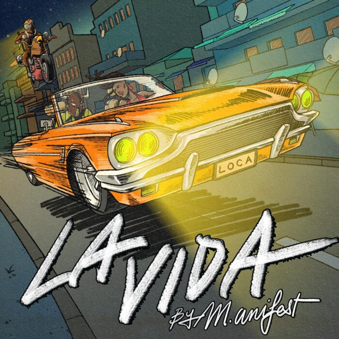 Download MP3: M.anifest – La Vida