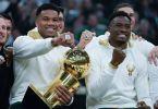 NBA Champions Bucks squash the Nets as MVP Giannis Dominates