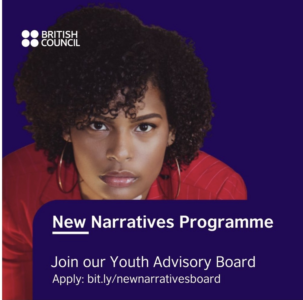 British Council New Narratives Programme for Africans