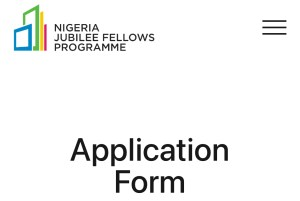How to Apply and Activate Nigeria Jubilee Fellows Programme Account