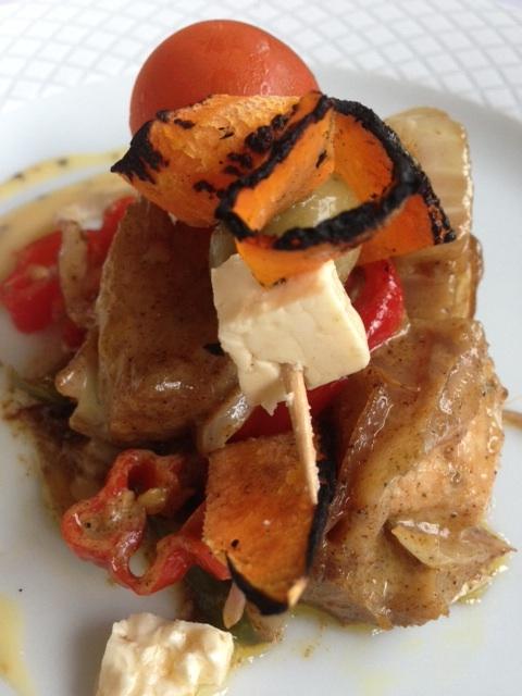 croaker fish cooked in cream