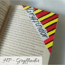 bookmark - gryffindor