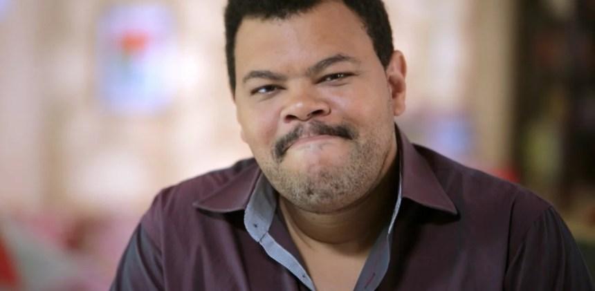 Ator Babu Santana, participante do BBB20